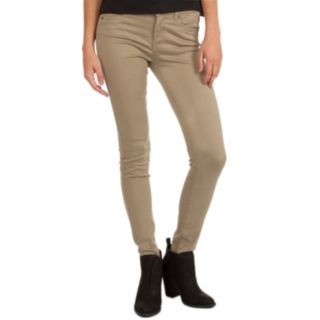 Juniors' Unionbay Uniform Skinny Pants