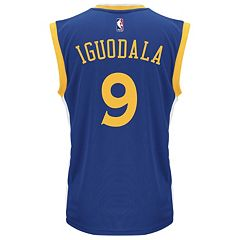 adidas Men's Golden State Warriors Andre Iguodala Replica Jersey