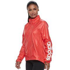 Women's adidas Linear Windbreaker Jacket