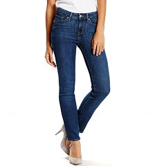 Women's Levi's 714 Slim Straight Leg Jeans