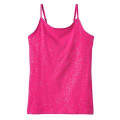 Girls 7-16 & Plus Size SO® Strappy Tank Top