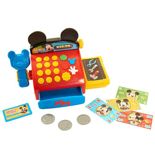 Disney's Mickey Mouse Clubhouse Cash Register