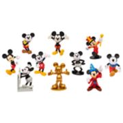 Disney's Mickey Mouse Mickey's 90th 10-Pack Deluxe Figure Set