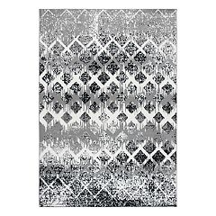Rizzy Home Xcite Transitional II Geometric Rug