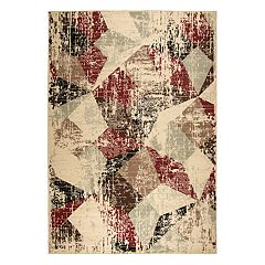 Rizzy Home Xcite Contemporary V Geometric Rug