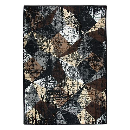 Rizzy Home Xcite Contemporary VI Geometric Rug