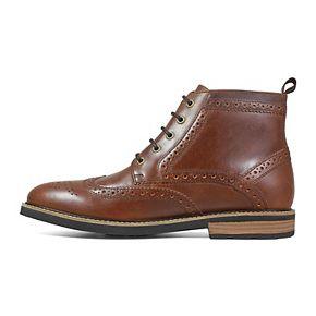 Nunn Bush Odell Men's Wingtip Dress Boots
