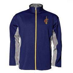 Big & Tall Majestic Cleveland Cavaliers Fleece Jacket