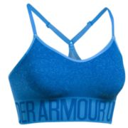 Under Armour Seamless Solid Low-Impact Sports Bra