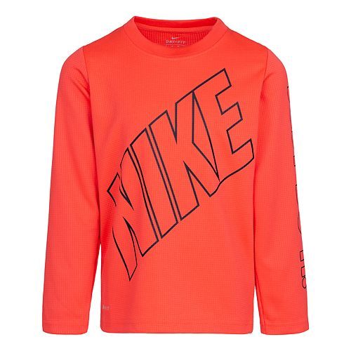 Boys 4-7 Nike Dri-FIT Waffle Knit Graphic Tee