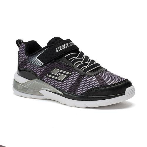 Skechers S Lights Erupters II Lava Waves Light Up Sneaker