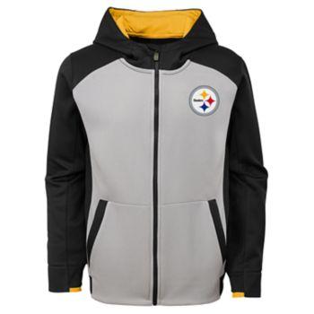 Boys 8-20 Pittsburgh Steelers Hi-Tech Hoodie