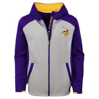 Boys 8-20 Minnesota Vikings Hi-Tech Hoodie