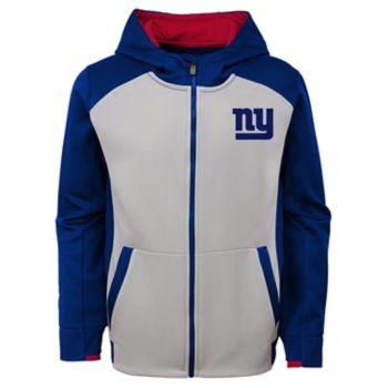 Boys 8-20 New York Giants Hi-Tech Hoodie