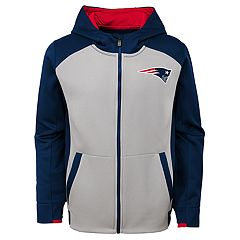 Boys 8-20 New England Patriots Hi-Tech Hoodie