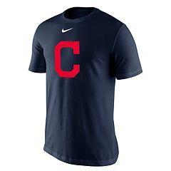 Men's Nike Cleveland Indians Lightweight Dri-FIT Tee