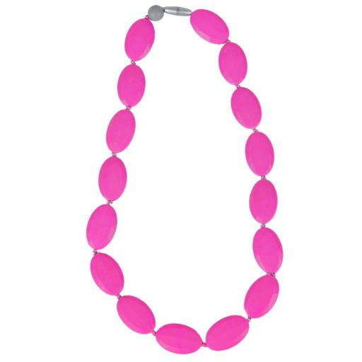 Baby Itzy Ritzy Teething Happens Pebble Beaded Necklace