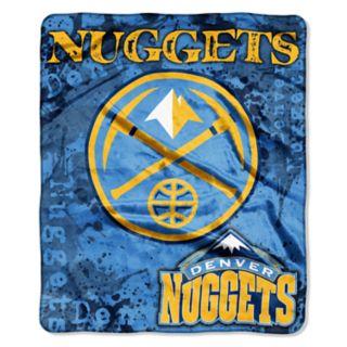 Denver Nuggets Dropdown Raschel Throw by Northwest