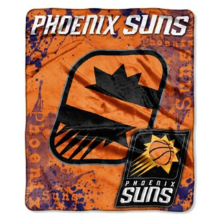 Phoenix Suns Dropdown Raschel Throw by Northwest
