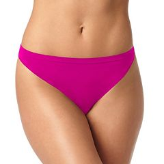 Warner's No Pinching No Problems Seamless Thong Panty RX8514P