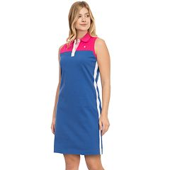 Women's IZOD Colorblock Polo Dress