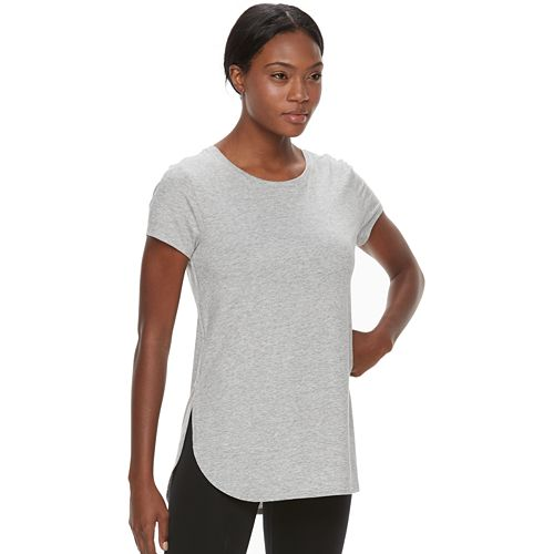 2a74ce986be Women's Tek Gear® High Slit Tunic Tee