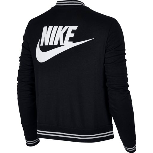Women's Nike Sportswear Back Graphic Jacket