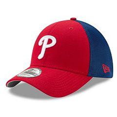 Adult New Era Philadelphia Phillies 39THIRTY Team Brazen Flex-Fit Cap