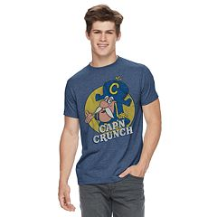 Men's Cap'n Crunch Cereal Tee