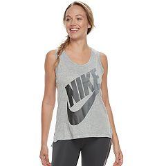 Women's Nike Sportswear Futura Logo Graphic Tank