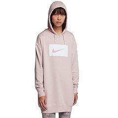 Women's Nike Sportswear Swoosh Print Long Hoodie