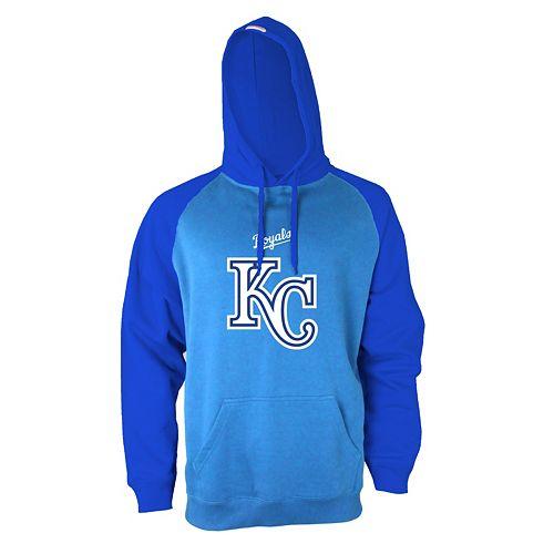 6e629bd5dd9 Men s Stitches Kansas City Royals Fleece Hoodie
