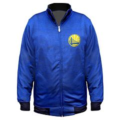 Big & Tall Majestic Golden State Warriors Fleece Jacket