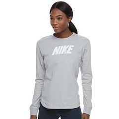 Women's Nike Sportswear Advance 15 Long Sleeve Top