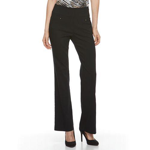a57af35a7ee Women's Dana Buchman Bootcut Millennium Pull-On Dress Pants