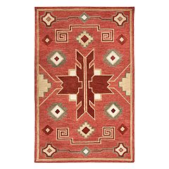 Rizzy Home Mesa Southwest Tribal II Geometric Rug
