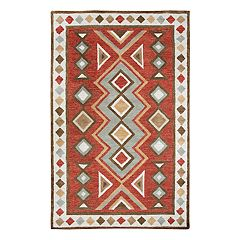 Rizzy Home Mesa Southwest Tribal IV Geometric Rug