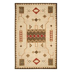 Rizzy Home Mesa Southwest Tribal V Geometric Rug