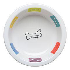 Fiesta Woof 1-qt. Medium Bowl