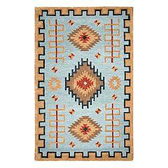 Rizzy Home Mesa Southwest Tribal VI Geometric Rug