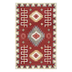 Rizzy Home Mesa Southwest Tribal VI Geometric Rug
