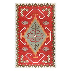 Rizzy Home Mesa Southwest Tribal VII Geometric Rug