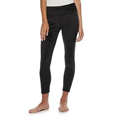 Juniors' SO® Velour Leggings