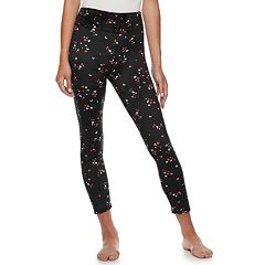Juniors' SO® Velour Sleep Pants
