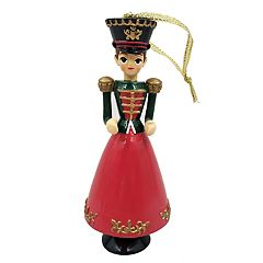 Disney's The Nutcracker and the Four Realms Clara Toy Soldier Christmas Ornament