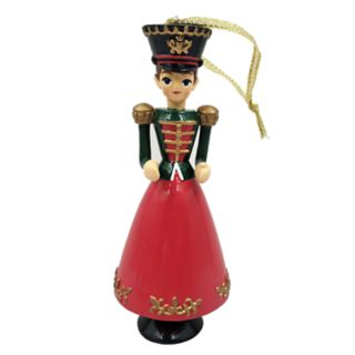Disney?s The Nutcracker and the Four Realms Clara Toy Soldier Christmas Ornament