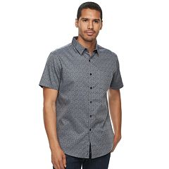Men's Marc Anthony Slim-Fit Stretch Button-Down Shirt
