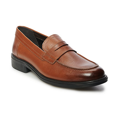 Brown Bilt George Men's Penny Loafers