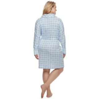 Plus Size SONOMA Goods for Life? Whisperluxe Robe