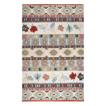 Rizzy Home Northwoods Lodge Patchwork IV Geometric Rug